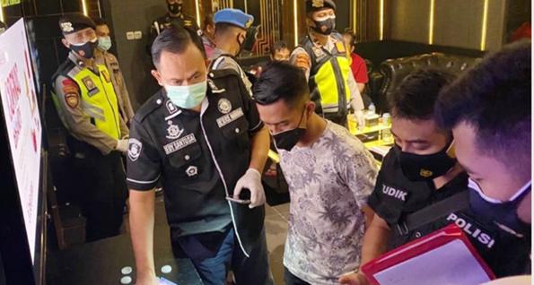 Ditresnarkoba Polda Jateng dan Tim Gabungan Gelar Operasi PPKM dan P4GN