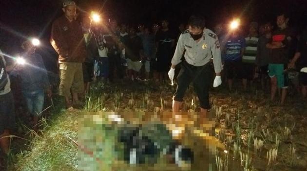 Seorang Pencari Belut di Rembang Temukan Mayat Penggembala Bebek
