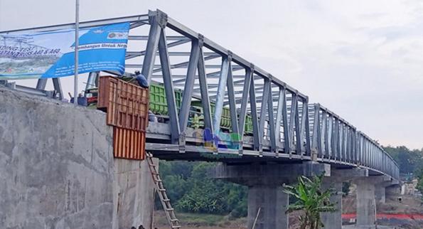Menteri PUPR Akan Remikan Jembatan TBB Senilai Rp 97,5 Miliar