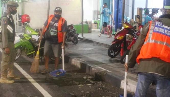 Sepekan PPKM, Kesadaran Masyarakat Terhadap Prokes Tetap Rendah