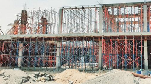 Pembangunan Gedung Perpustakaan Kendal Terus Dikebut