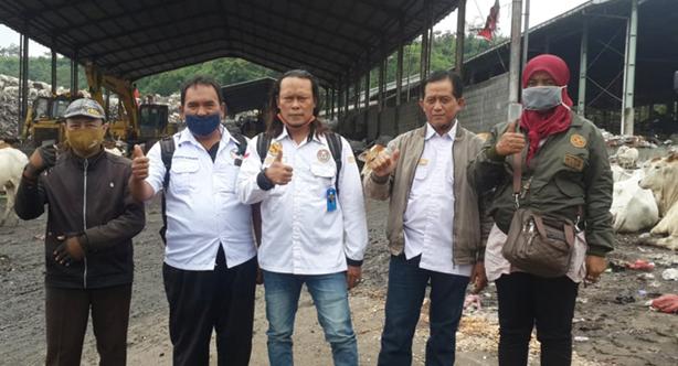 Ketua IPI Jateng Prihatin Kondisi Pemulung di TPA Jatibarang Semarang
