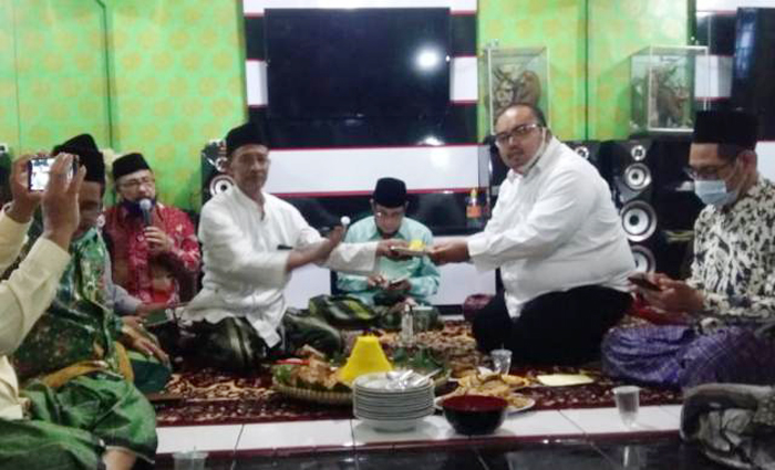 Relawan Ijo dan Forum Kyai Kampung Kendal Resmikan Posko Bersama