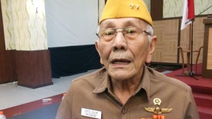 DPP LVRI Kutuk Keras Bom Bunuh Diri di Makasar