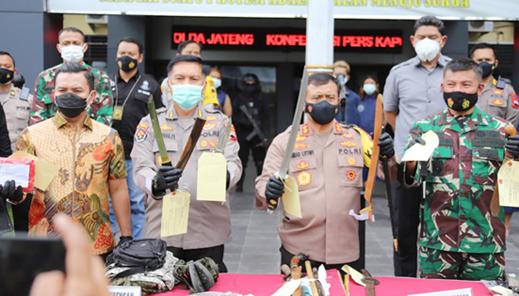 Kapolda Jateng Minta Pelaku Premanisme di Surakarta Serahkan Diri