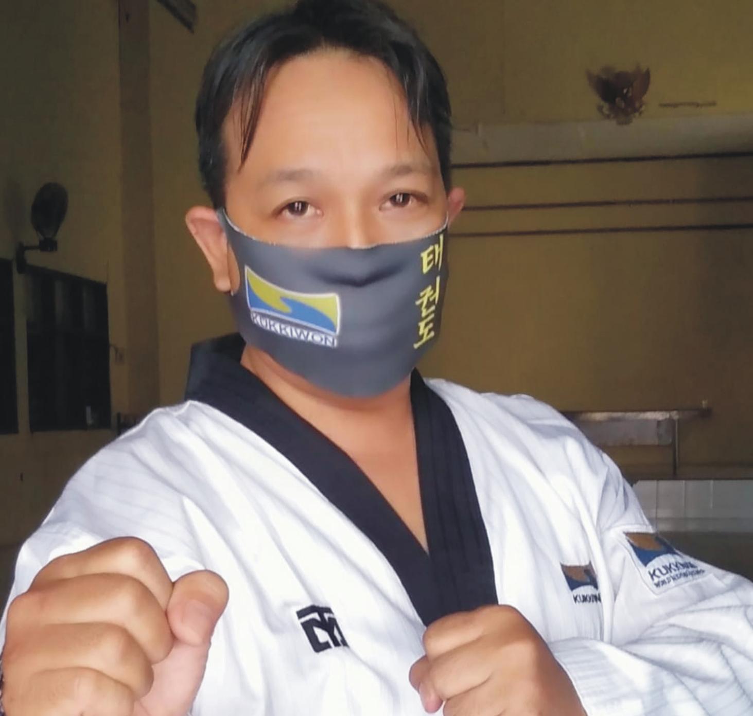Taekwondo Dojang Tlogosari Sudah Mulai Latihan