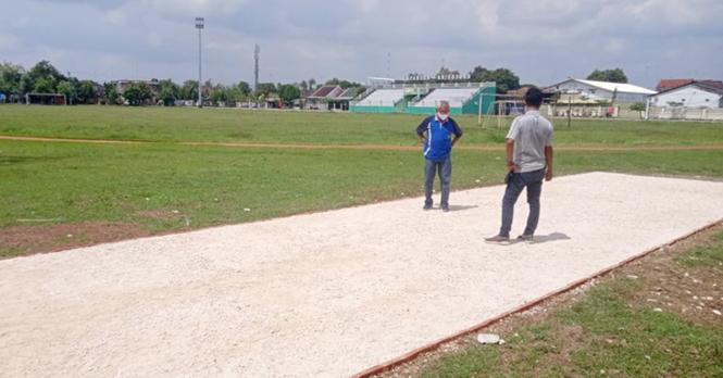 Cabor Petanque Blora Punya Arena Latihan Sendiri